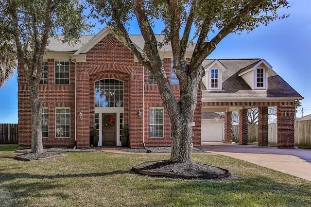 7034 Maid Stone Drive, Pasadena, TX 77505 (MLS #44643468) :: Texas Home Shop Realty