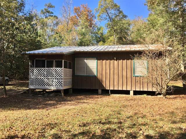 434 E George Jones Road, Livingston, TX 77351 (MLS #44646256) :: Ellison Real Estate Team