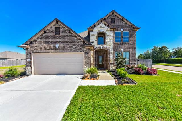 602 Havenstone Lane, La Marque, TX 77568 (MLS #44647718) :: The Sansone Group