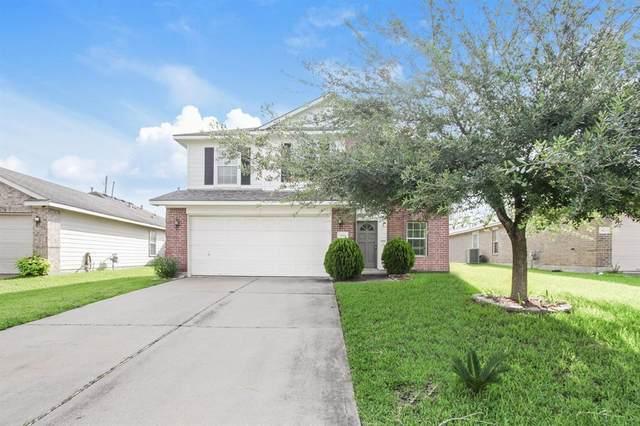 7819 Crescent Village Lane, Richmond, TX 77407 (#44647746) :: ORO Realty