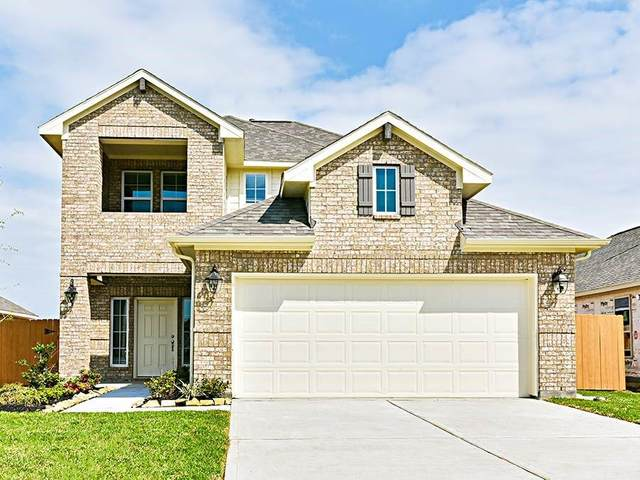 10430 Junction Peak Drive, Iowa Colony, TX 77583 (MLS #44657608) :: The SOLD by George Team