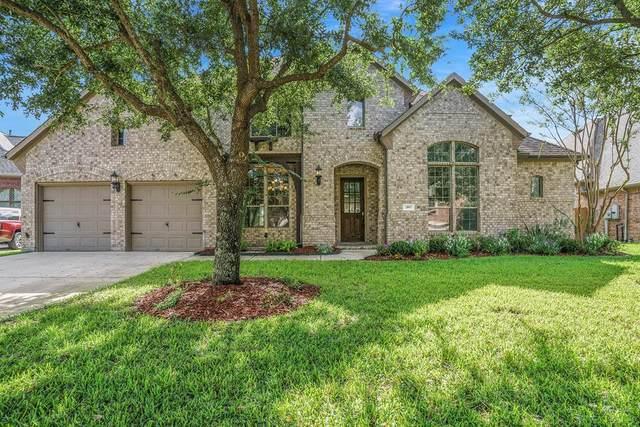 2897 Tuscania Lane, League City, TX 77573 (MLS #44661435) :: Texas Home Shop Realty