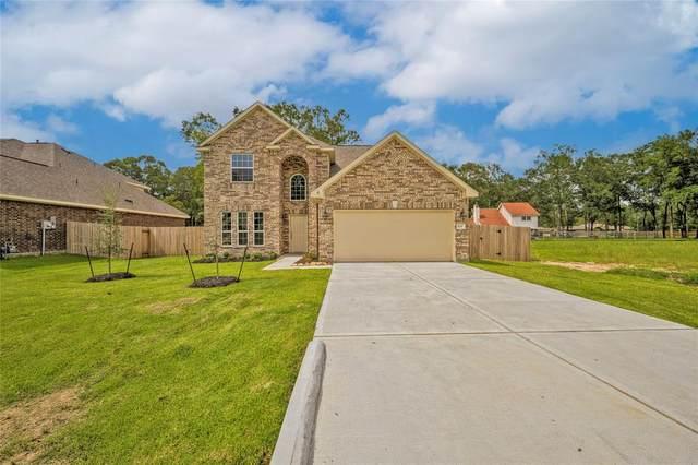 631 W Linnwood Drive, New Caney, TX 77357 (MLS #44676789) :: Michele Harmon Team