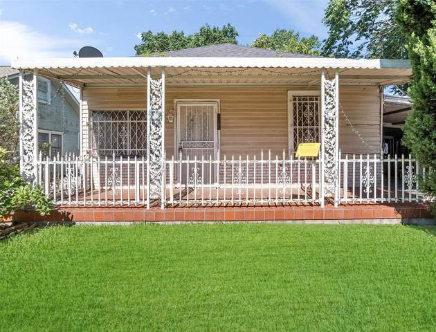 3517 Chapman Street, Houston, TX 77009 (MLS #4467803) :: Connell Team with Better Homes and Gardens, Gary Greene