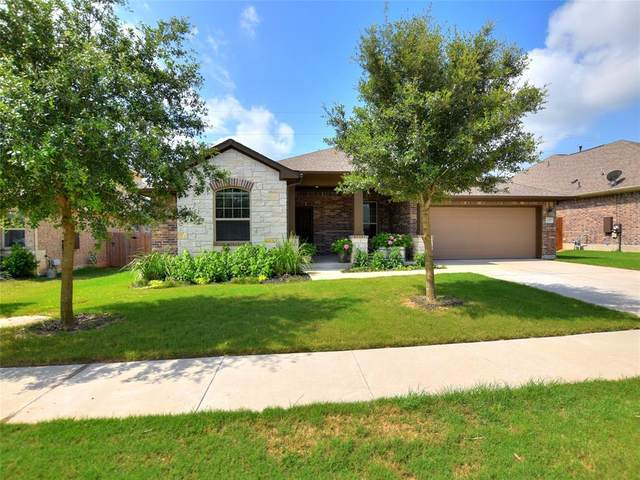 129 Headwaters Drive, Bastrop, TX 78602 (MLS #44679470) :: The SOLD by George Team