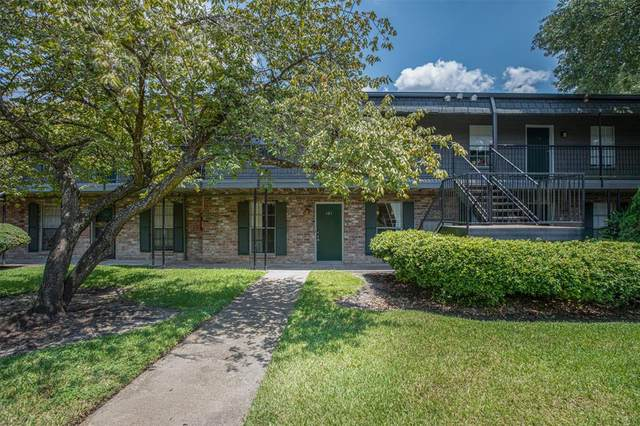 8931 Gaylord Dr, #161, Houston, TX 77024 (MLS #44679983) :: The SOLD by George Team