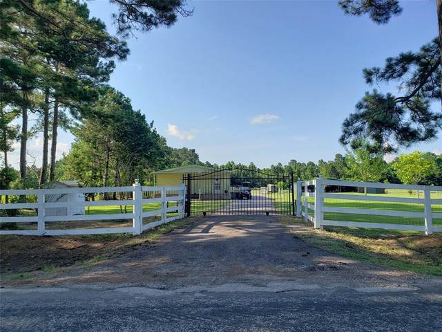 1408 County Road 2291, Cleveland, TX 77327 (MLS #44680222) :: The SOLD by George Team