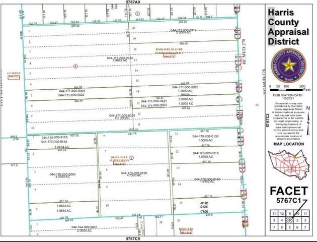 0 Moonshine Hill Road, Houston, TX 77338 (MLS #44681874) :: Michele Harmon Team