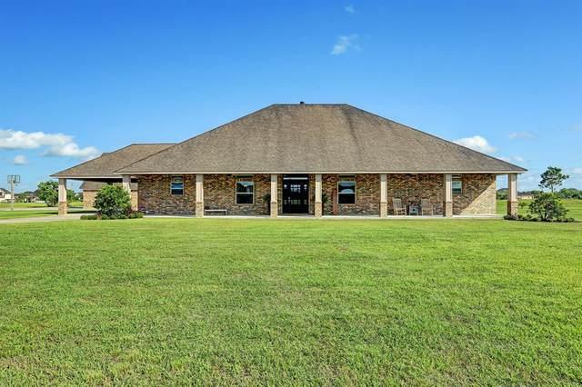 7202 E Fm 1462 Road, Rosharon, TX 77583 (MLS #44688195) :: Texas Home Shop Realty