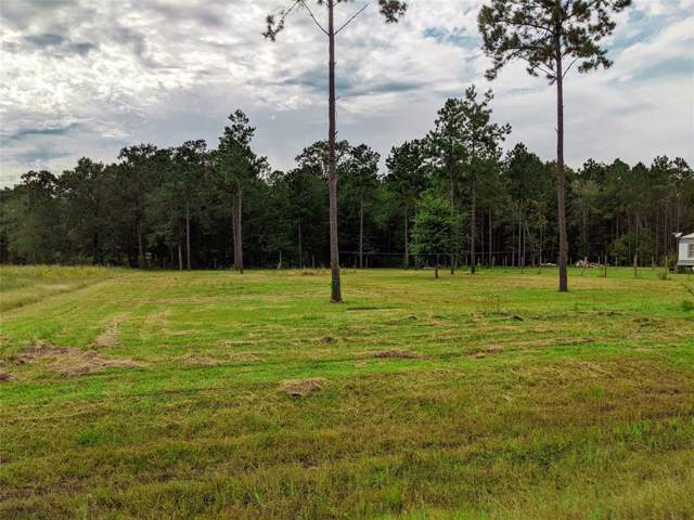 NA Road 3545, Cleveland, TX 77327 (MLS #44709158) :: The Queen Team