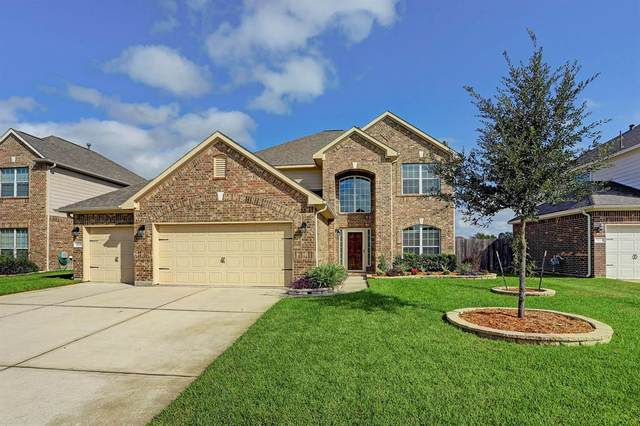 3119 Clover Trace Drive, Spring, TX 77386 (MLS #44710702) :: Michele Harmon Team