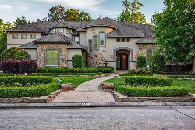 1415 Graystone Creek Court, Kingwood, TX 77345 (MLS #44715718) :: Michele Harmon Team