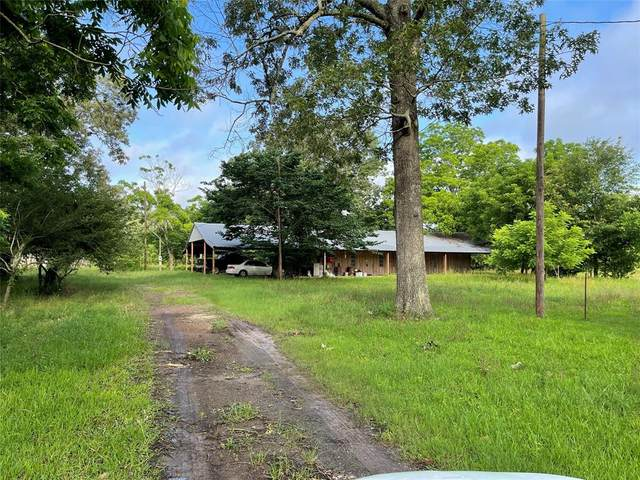 11304 Fostoria Road, Cleveland, TX 77328 (MLS #44720174) :: My BCS Home Real Estate Group