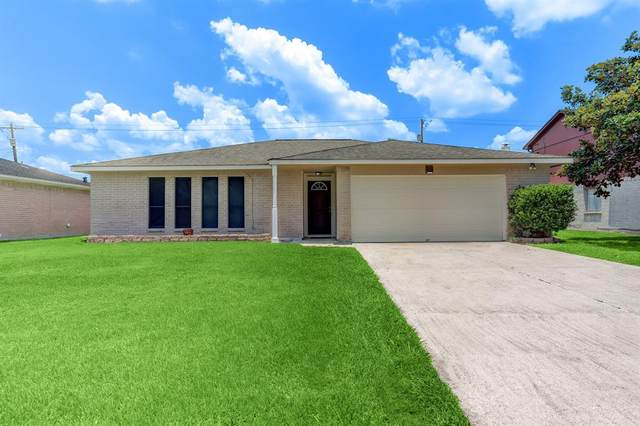 209 Morningside Drive, League City, TX 77573 (MLS #44723245) :: Rose Above Realty
