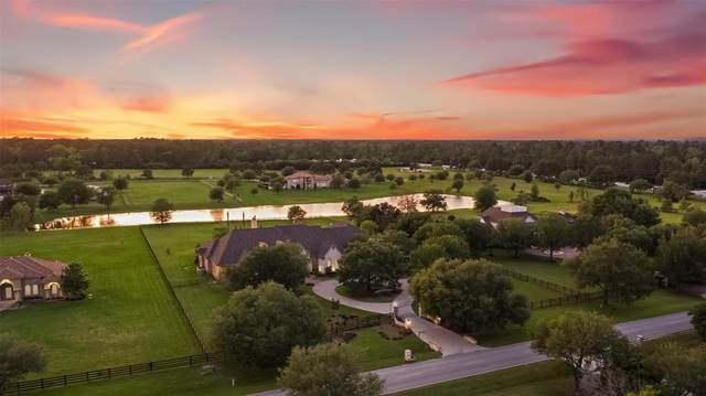 424 High Meadow Ranch Drive, Magnolia, TX 77355 (MLS #44723979) :: The SOLD by George Team