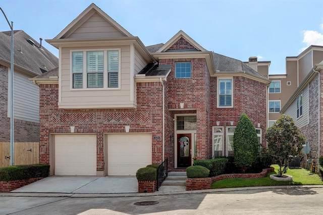 1039 Vaulted Oak Street, Houston, TX 77008 (MLS #44728684) :: Caskey Realty