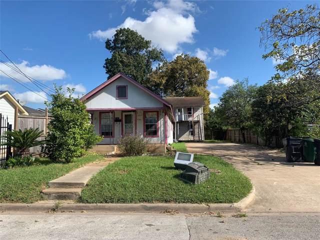 7431 Avenue L, Houston, TX 77011 (MLS #44729559) :: Giorgi Real Estate Group