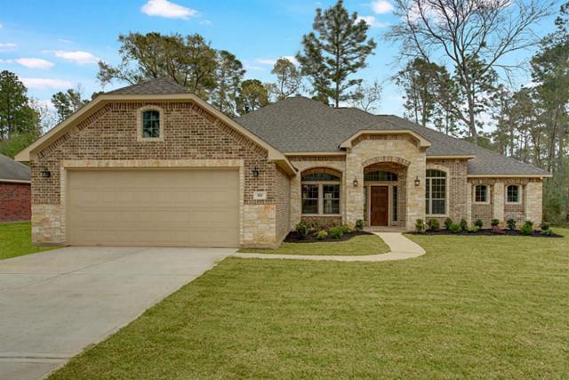 7022 Wedgewood Drive, Magnolia, TX 77354 (MLS #44732026) :: The Johnson Team
