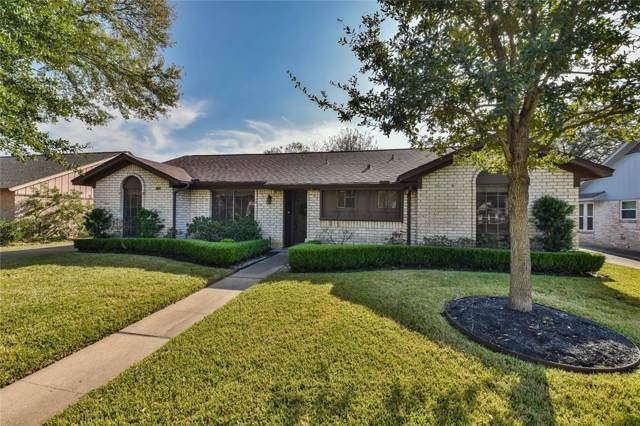 2330 Elmgate Drive, Houston, TX 77080 (MLS #44732217) :: Texas Home Shop Realty