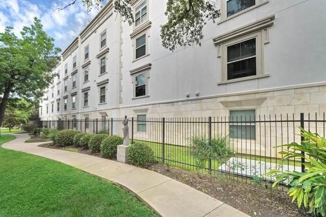 3501 Chenevert Street #23, Houston, TX 77004 (MLS #44734246) :: Giorgi Real Estate Group