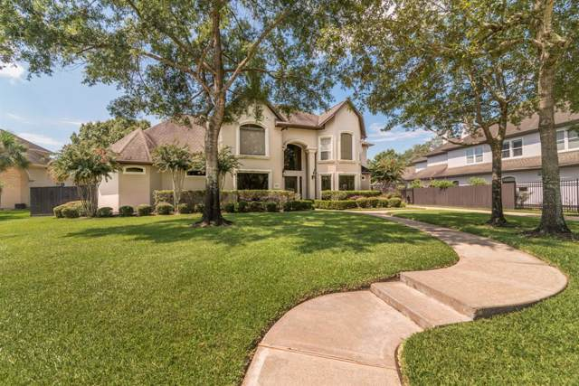 15106 Bronze Bay Court, Houston, TX 77059 (MLS #44758109) :: The SOLD by George Team