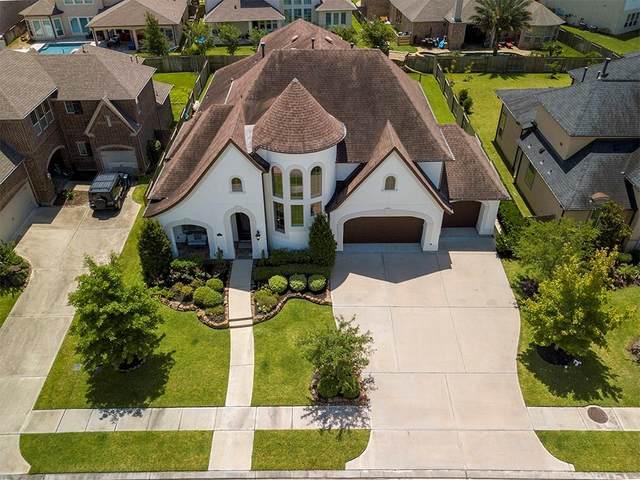 1109 Rymers Switch Lane, Friendswood, TX 77546 (MLS #44770591) :: Rachel Lee Realtor