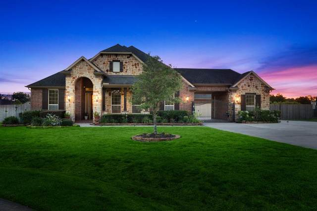 25150 Waterstone Estates Circle E, Tomball, TX 77375 (MLS #44774467) :: The Queen Team