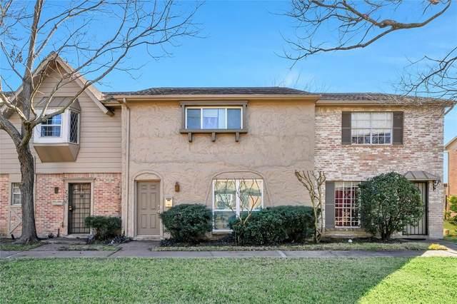 7234 Crownwest Street #7234, Houston, TX 77072 (MLS #44777836) :: Ellison Real Estate Team