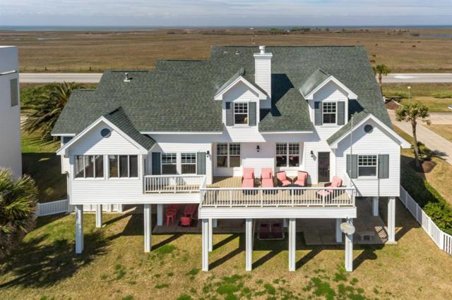 19523 Shores Drive, Galveston, TX 77554 (MLS #44783991) :: The Home Branch