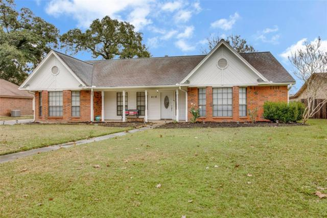 416 Huckleberry Drive, Lake Jackson, TX 77566 (MLS #4478456) :: Keller Williams Realty