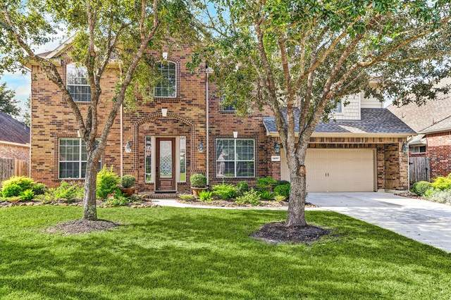 14610 Carolina Hollow Lane, Houston, TX 77044 (MLS #44790204) :: The Sansone Group