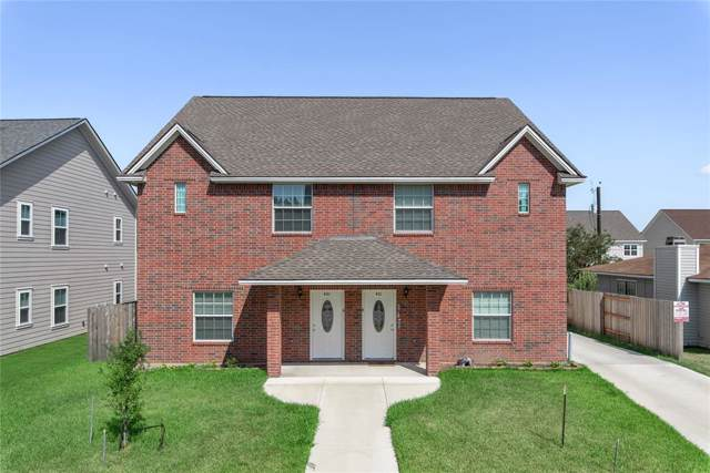 401 Live Oak Street, College Station, TX 77840 (MLS #44794198) :: The Heyl Group at Keller Williams