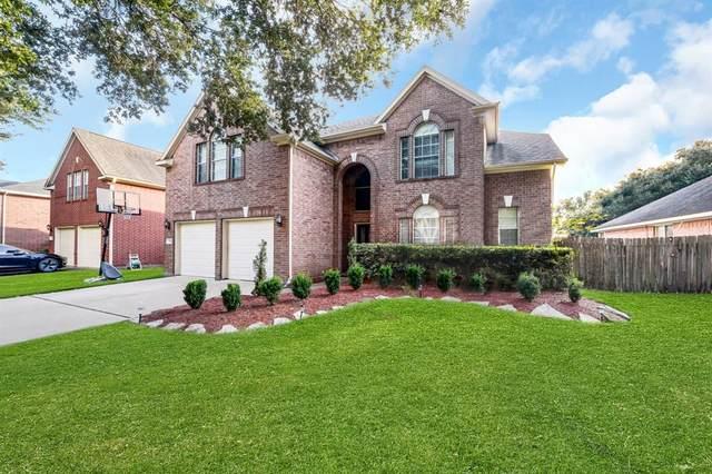 818 Desert Rose Place, Missouri City, TX 77459 (MLS #44794984) :: Lerner Realty Solutions