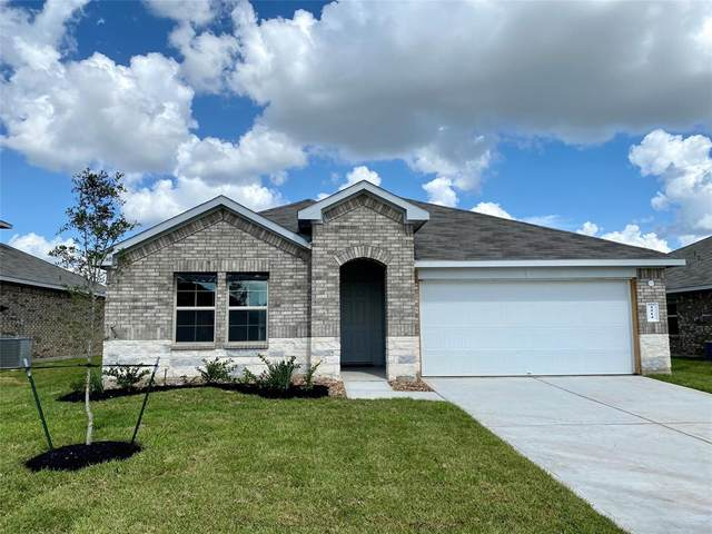 4414 Navelli Way, Katy, TX 77449 (MLS #44795192) :: The Queen Team