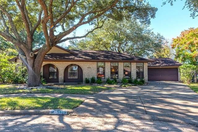 5615 Cunningham Drive, Pearland, TX 77581 (MLS #44796613) :: Caskey Realty