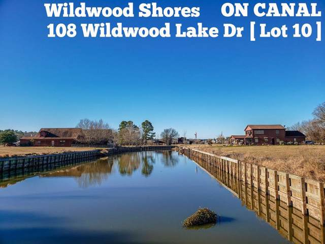 108 Wildwood Lake Drive, New Waverly, TX 77358 (MLS #44803528) :: Ellison Real Estate Team
