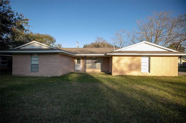 200 Lindsey, Bay City, TX 77414 (MLS #4480370) :: The SOLD by George Team