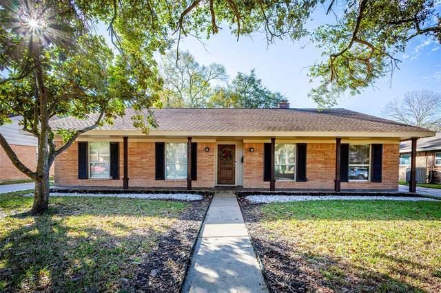 5931 Arboles Drive, Houston, TX 77035 (MLS #44806686) :: The Home Branch