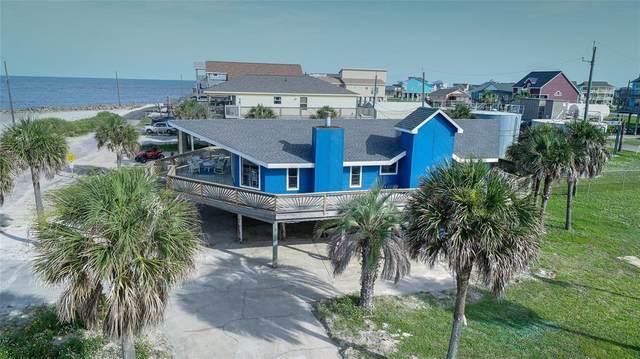 13135 Gulf Beach Drive, Freeport, TX 77541 (MLS #4481001) :: The Wendy Sherman Team