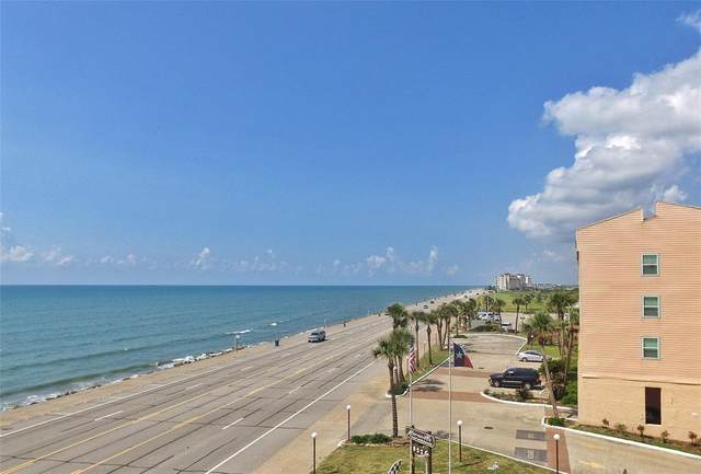 9520 Seawall Boulevard #329, Galveston, TX 77554 (MLS #44820608) :: Texas Home Shop Realty