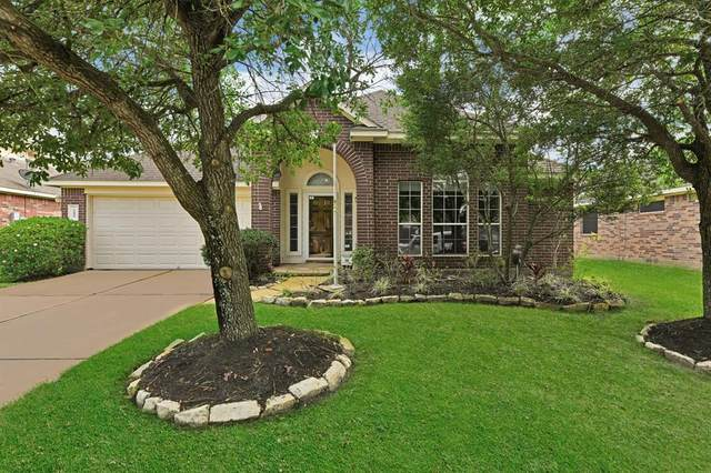 5806 Orchard Spring Court, Pearland, TX 77581 (MLS #44823246) :: The Parodi Team at Realty Associates
