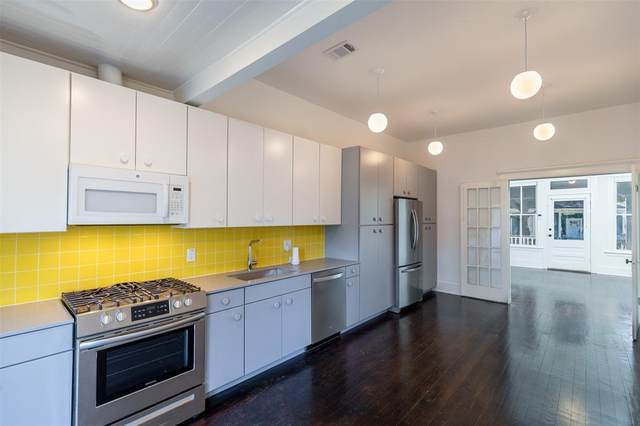 129 Payne Street, Houston, TX 77009 (MLS #4482446) :: My BCS Home Real Estate Group