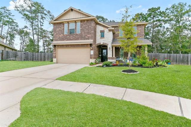 14138 N Wind Cave Court, Conroe, TX 77384 (MLS #44825065) :: My BCS Home Real Estate Group