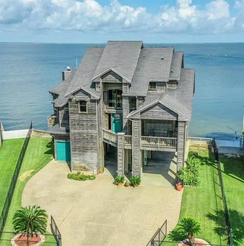 16610 Bayfront Drive, Galveston, TX 77554 (MLS #44825484) :: Lerner Realty Solutions