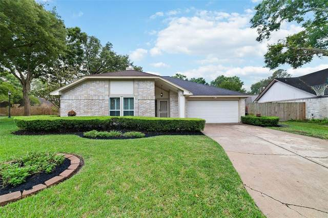 15107 Yorkpoint Drive, Houston, TX 77084 (MLS #44828150) :: The Heyl Group at Keller Williams