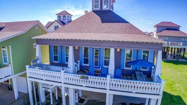 911 Tidelands, Crystal Beach, TX 77650 (MLS #44837225) :: Ellison Real Estate Team