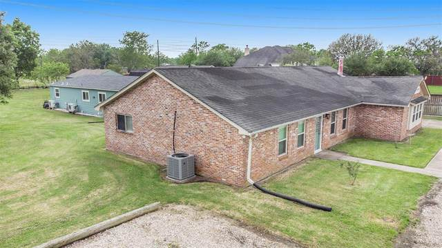 7726 Bailey Road, Pearland, TX 77584 (MLS #44849225) :: The Freund Group