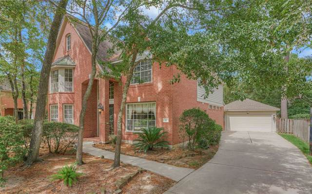 42 Meadowridge Place, The Woodlands, TX 77381 (MLS #4485088) :: The SOLD by George Team