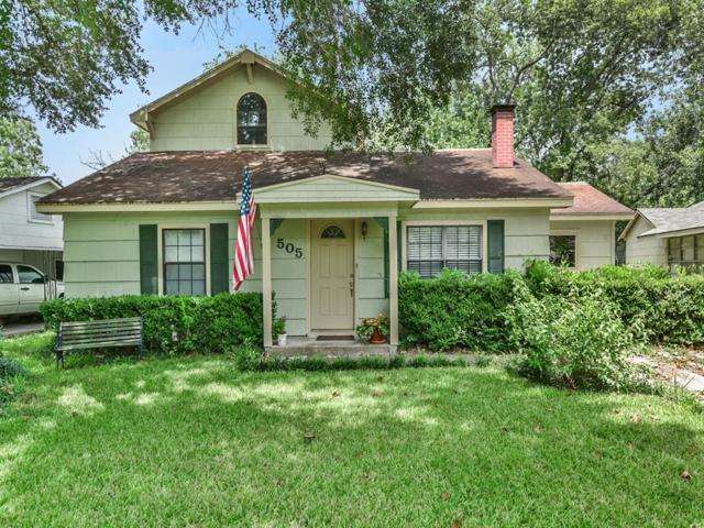 505 N Walnut Avenue, Eagle Lake, TX 77434 (MLS #44854892) :: The SOLD by George Team