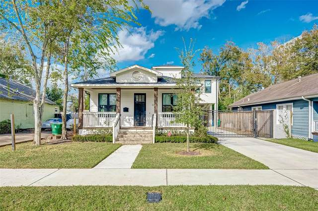 515 E 28th Street, Houston, TX 77008 (MLS #44871874) :: The Freund Group